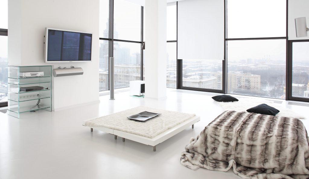 Как выбрать телевизор по размерам комнаты Оптимальный размер телевизора для комнаты