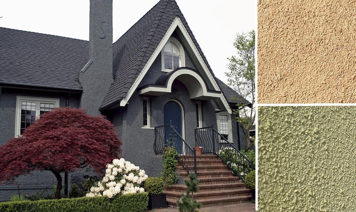 Материалы для облицовки фасада
