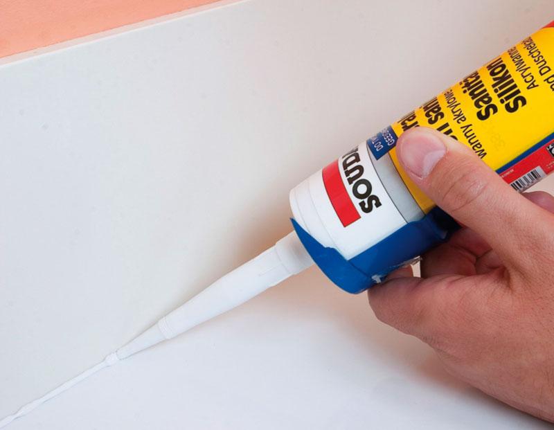 Как сохранить силиконовый герметик от высыхания в тюбике